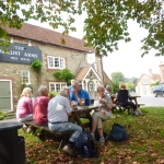 Pub Stop in Lodsworth - September 2014